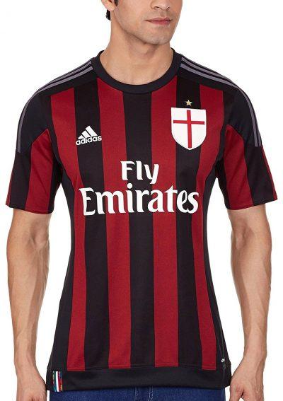 Maillot de foot Adidas Milan AC domicile replica