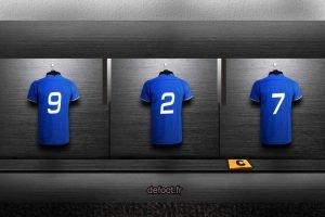 Le maillot de joueur: un symbole, un objet de collection, un vêtement design