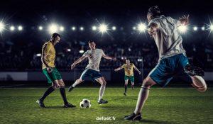 Salaire d'un joueur de foot de National
