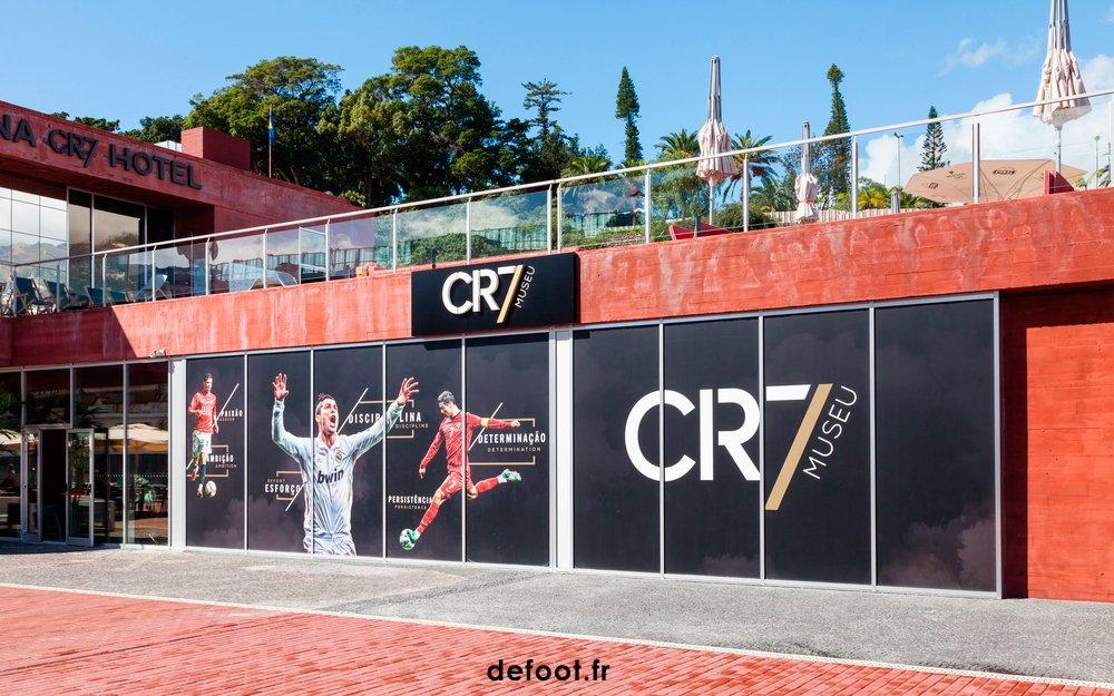Musée CR7 Funchal