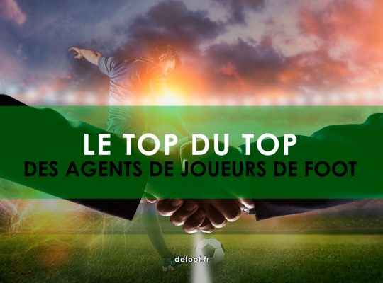 Le top du top des agents